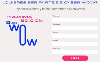 Participar Cyber WOW 2020