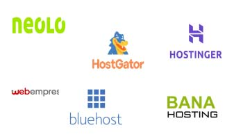 Comparador de hosting