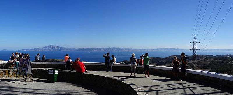 Mirador del Estrecho Tarifa