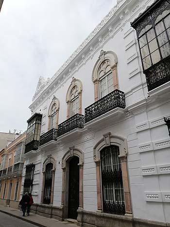 Casa señorial Barrio Alto Sanlúcar de Barrameda
