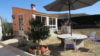 Casa rural el Carrascal en Salamanca