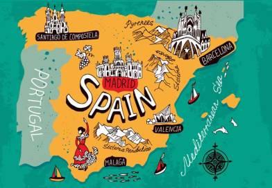 Descubre algunas curiosidades geográficas de España