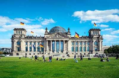Reichstag Bundestag Berlín