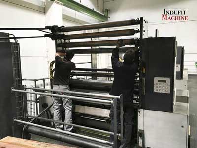 Mantenimiento maquinaria industrial