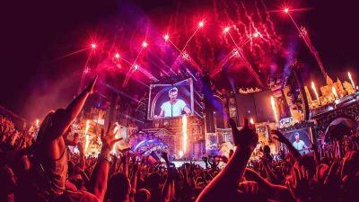 Tomorrowland festival de música electrónica