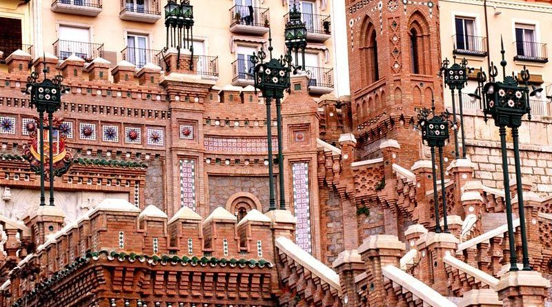 Escalinatas mudéjar Teruel