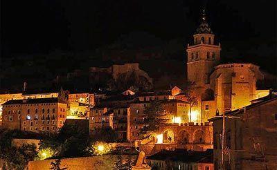 Visitar Albarracín en Teruel