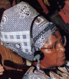 Delegata alla Conferenza regionale dell'Onu (Vienna, ottobre 1994)