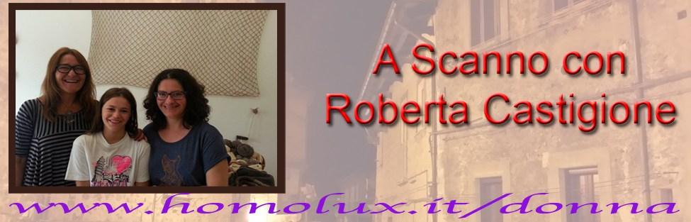 Scanno e Roberta Castiglione