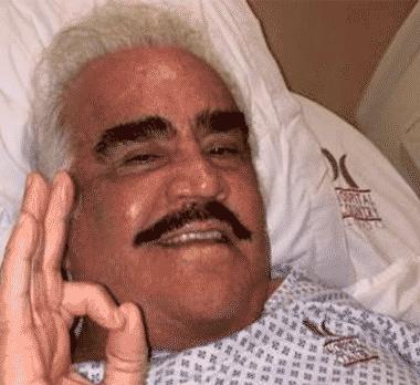 memes hígado gay Vicente Fernández