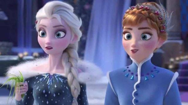 avances Frozen 2