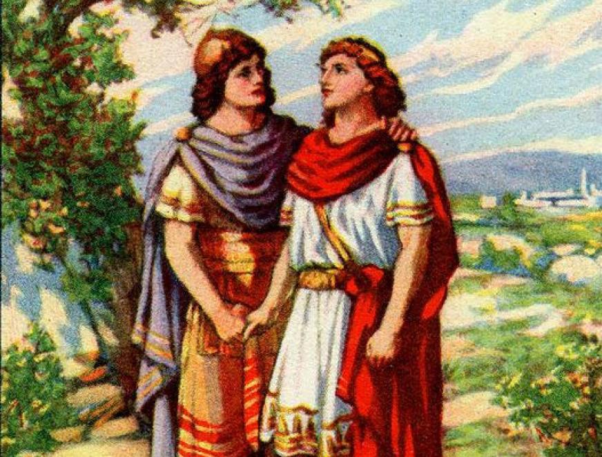 rey david homosexual