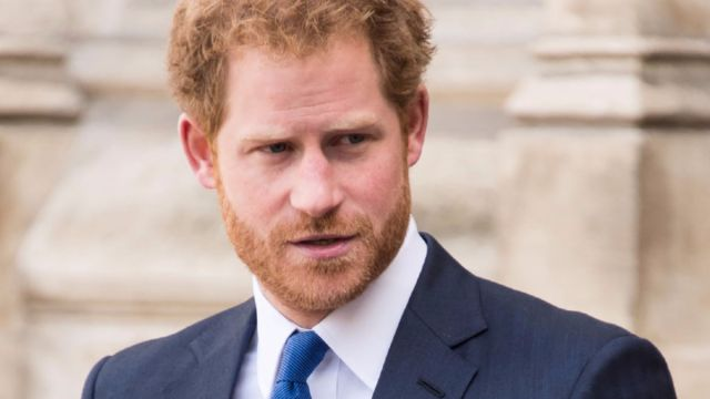 príncipe Harry mujer trans