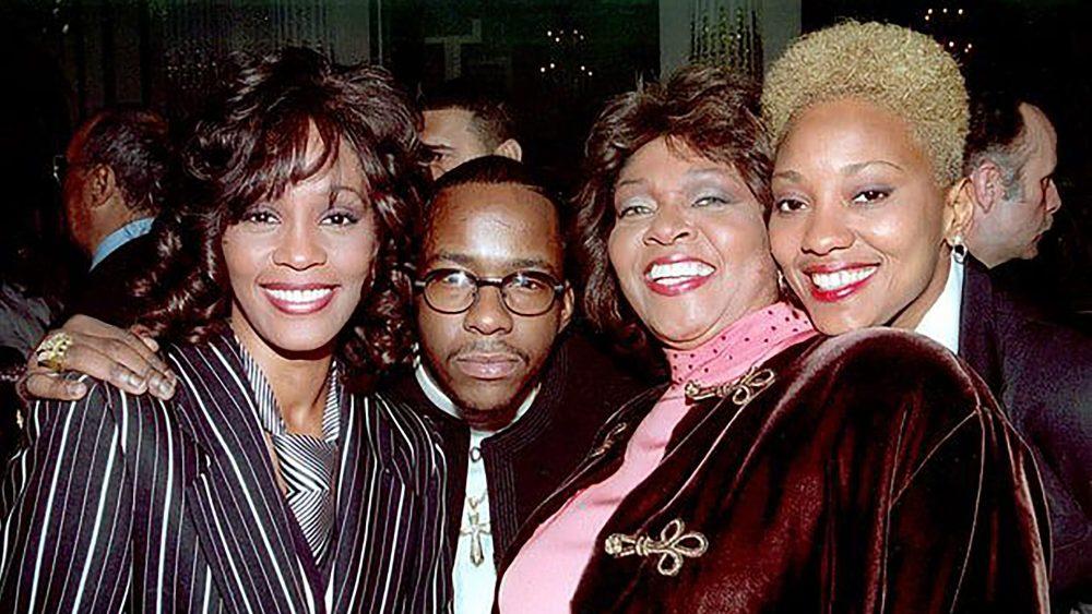 Whitney Houston romance amiga 1