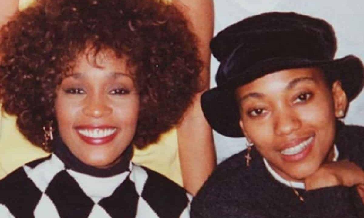 Whitney Houston y Robyn Crawford