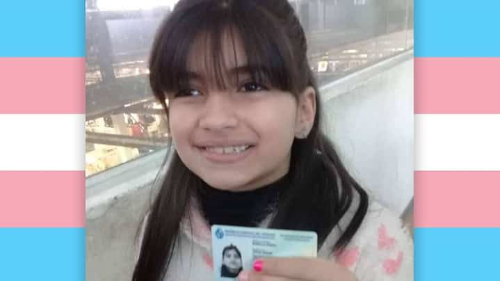 estudio niños trans Sofía Uruguay