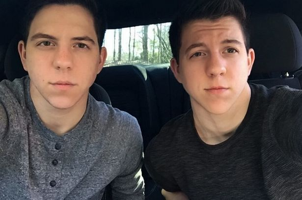 gemelos trans mundo Jake y Jace Grafe