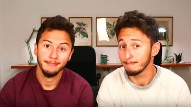 gemelos trans mundo lucas y mateo