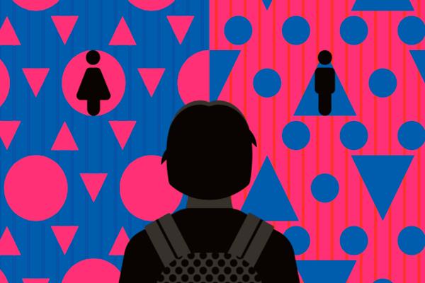 niños y jóvenes trans