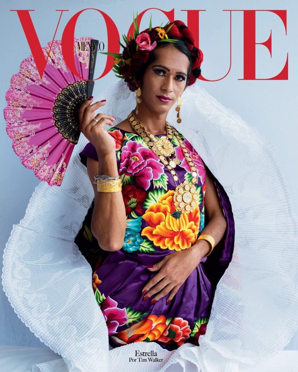 muxes pronombres Vogue