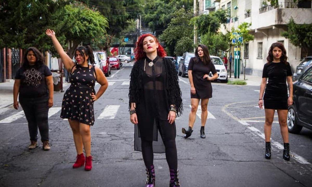 standuperras show La Mala Marquina, Corina del Carmen, Tamara de Anda, Cynthia Híjar y Sara Silva