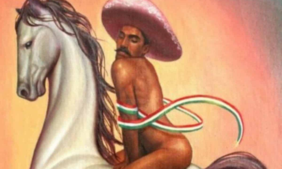 Zapata se queda Bellas Artes