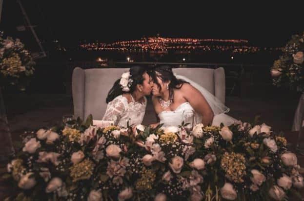 fotos parejas LGBT+ amor