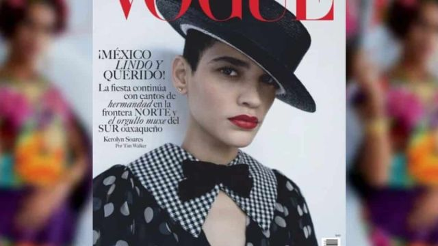 vogue reemplaza muxes portada