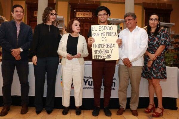 Beatríz Espejo homofobia Yucatán