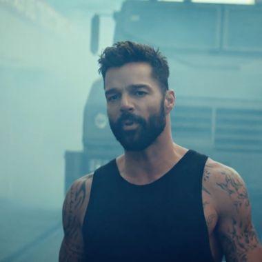 Ricky Martin video