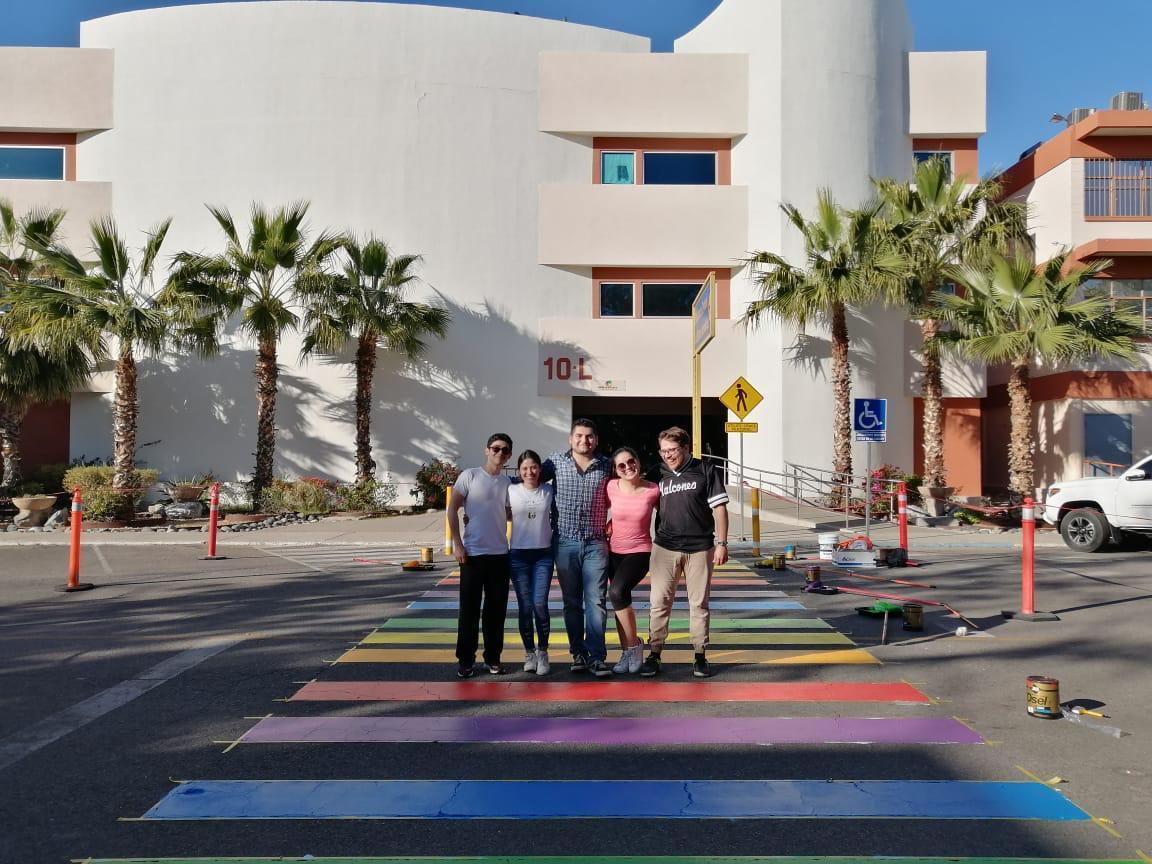 estudiantes universidad sonora LGBT+