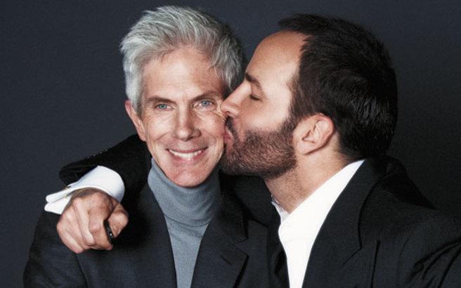 richard buckley y tom ford parejas LGBT+ diferencia edad