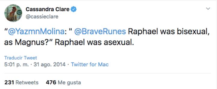 asexual personaje Netflix