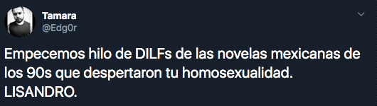 dilfs telenovelas mexicanas