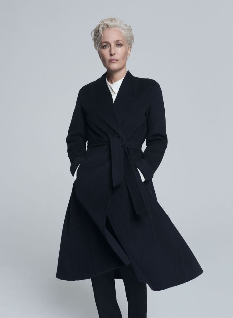 Gillian Anderson lesbiana