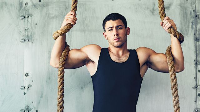 Nick Jonas gay friendly