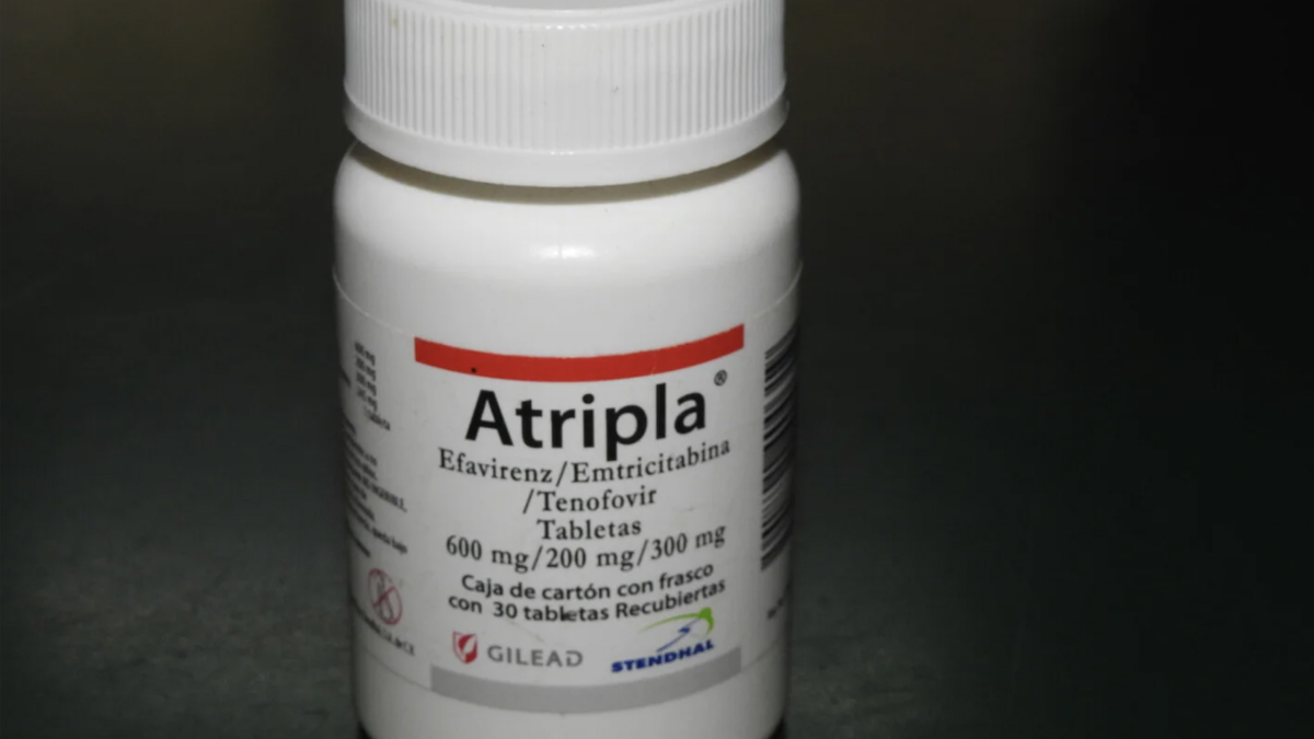 antirretroviral pirata COFEPRIS México