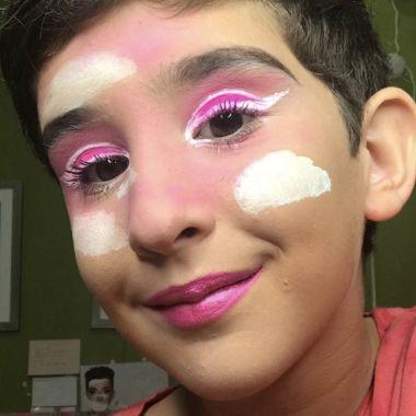 Harrison mensajes homofóbicos youtuber maquillaje