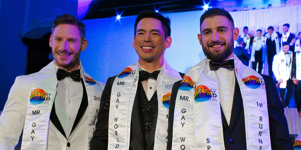 ganador mr. gay world 2020