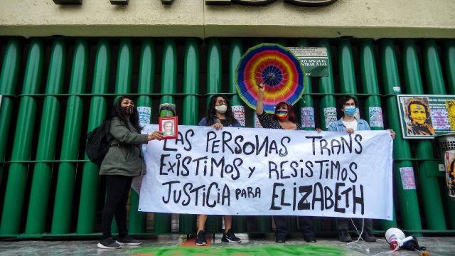 avances caso Elizabeth Montaño