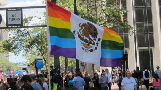 México OCDE LGBTQ+