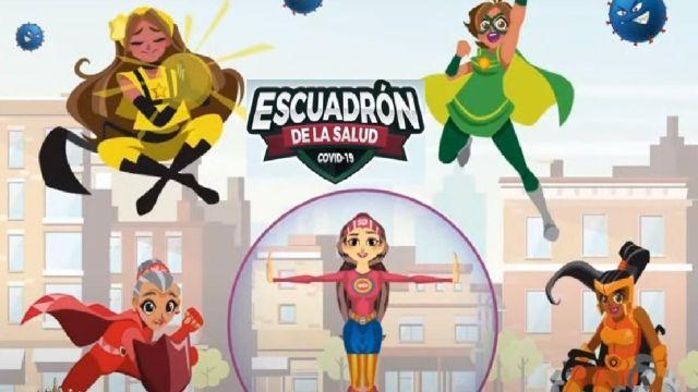 Escuadrón Salud LGBTQ+
