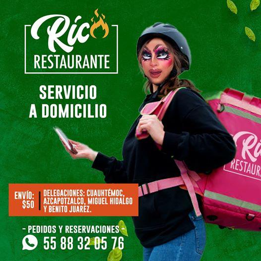 Rico Club, uno de los principales antros gay de Zona Rosa, ahora es un restaurante