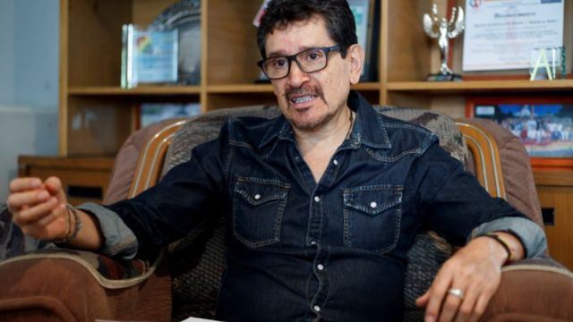 Alejandro Brito activista