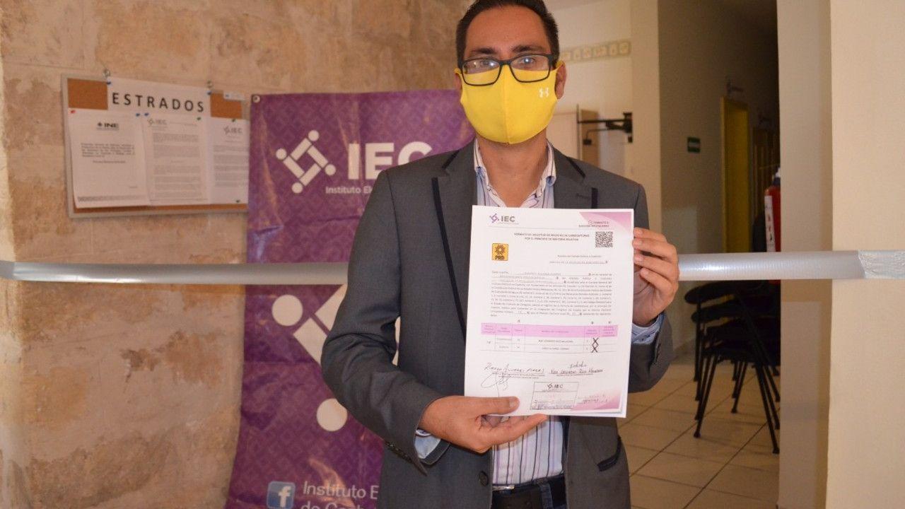 Elecciones Coahuila candodato LGBT+