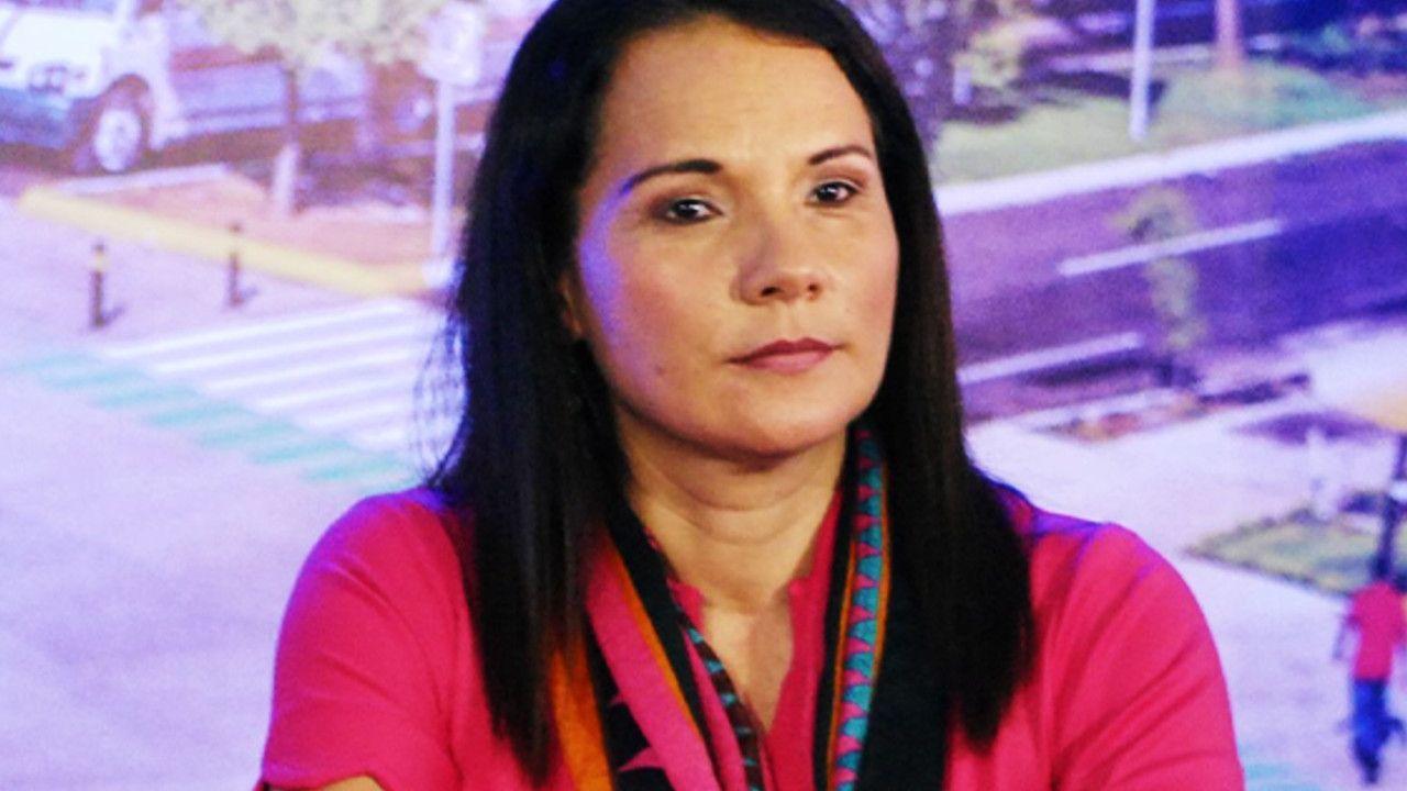 Esmeralda Cárdenas exfuncionaria de Colima