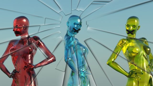 Generación de cristal