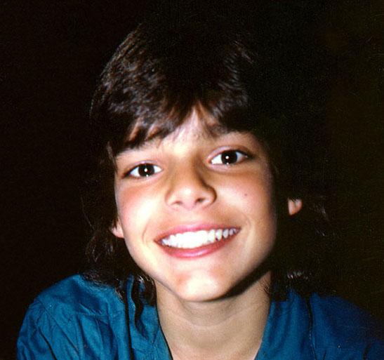 Ricky Martin niños actores