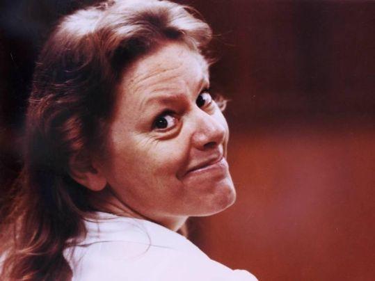 Aileen Wuornos asesina serial
