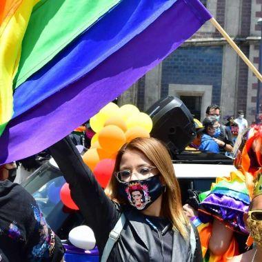 Informe de Copred sobre la población LGBT+ y la COVID-19